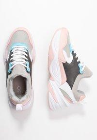 EGO - TANNER - Zapatillas - grey/pink - 3