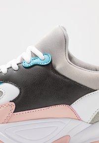 EGO - TANNER - Zapatillas - grey/pink - 2