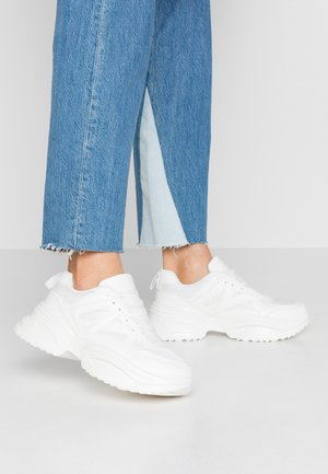 TOMI - Sneakers basse - all white