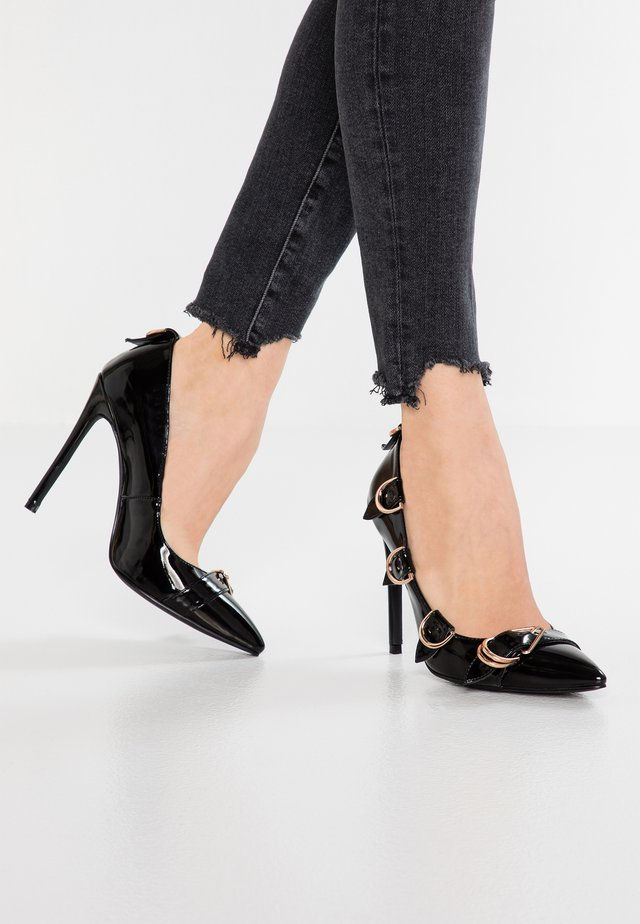 ALEKO - Klassiska pumps - black