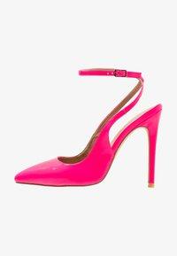 EGO - RAINA - Høye hæler - neon pink - 1