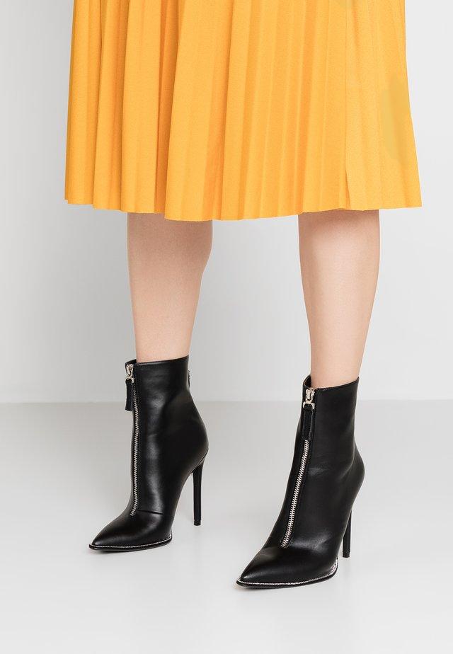 CADEE - High Heel Stiefelette - black