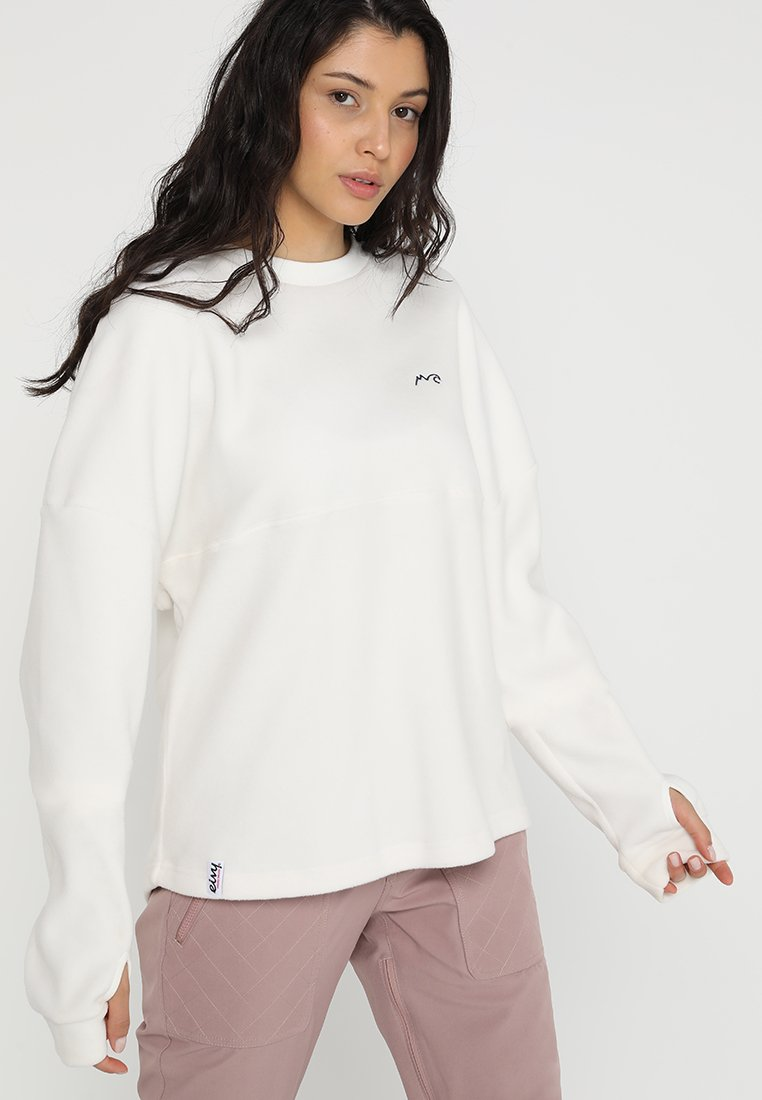 Eivy - BOXY  - Sweat polaire - off-white