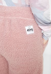 Eivy - BIG BEAR SHERPA PANTS - Träningsbyxor - faded pink - 3