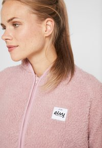 Eivy - REDWOOD SHERPA JACKET - Fleece jacket - faded pink - 3
