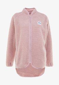 Eivy - REDWOOD SHERPA JACKET - Fleece jacket - faded pink - 5