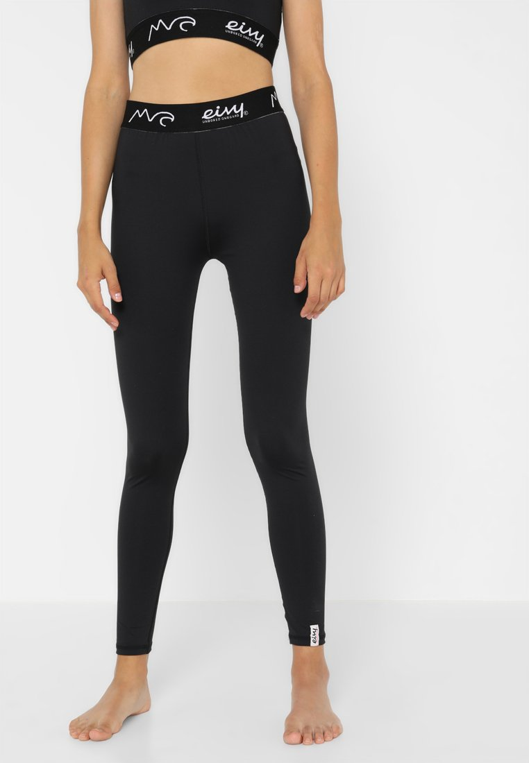 Eivy - ICECOLD WINTER TIGHTS - Base layer - black