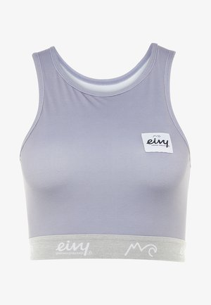 BRA COVER UP - Sport-bh - violet melange
