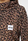Eivy - ICECOLD WINTER HOOD - Bluzka z długim rękawem - light brown