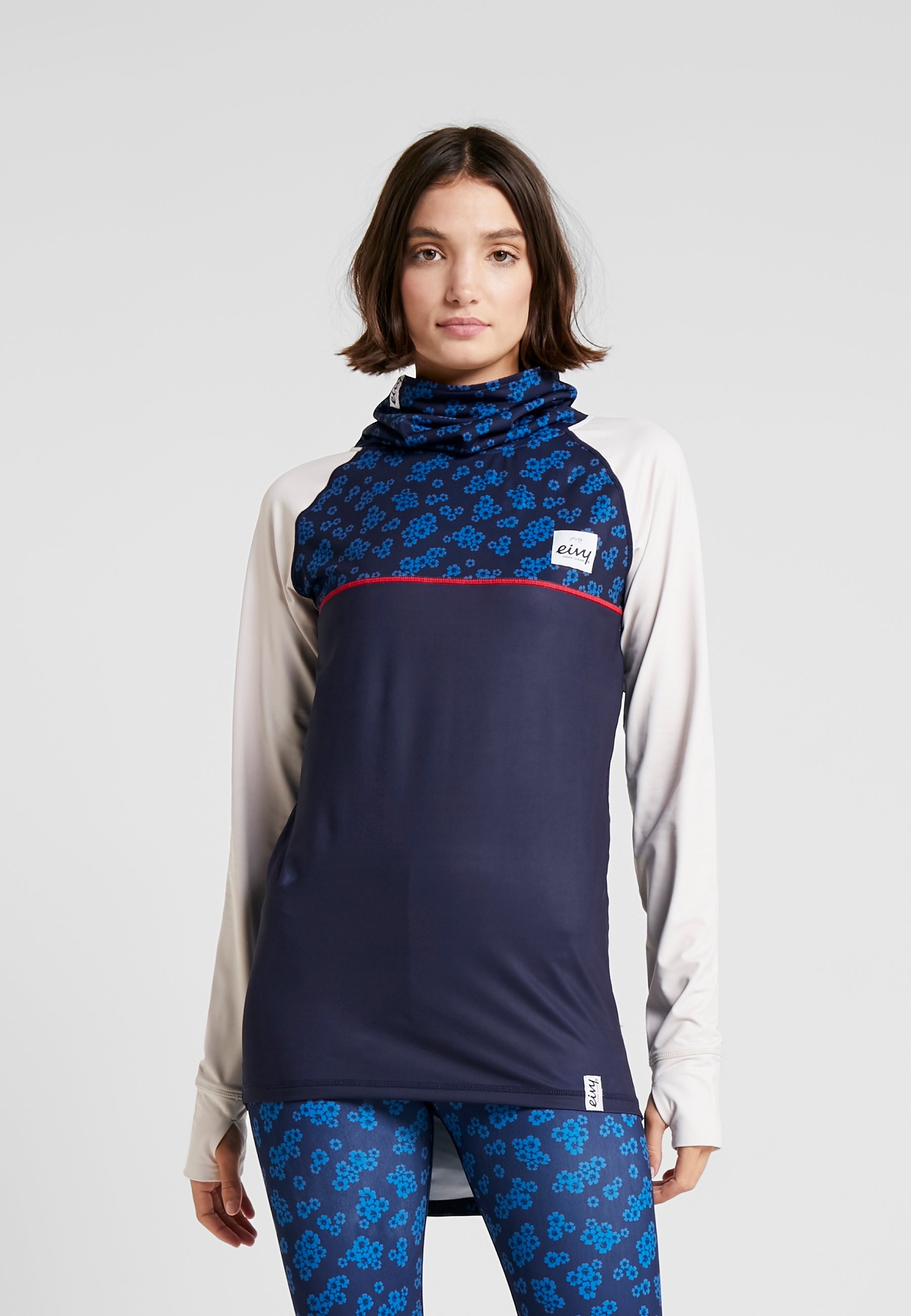 Eivy ICECOLD - Funktionsshirt blue