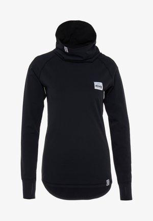 ICECOLD GAITER - Funktionsshirt - black