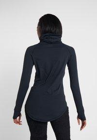 Eivy - ICECOLD GAITER - Sports shirt - black - 2