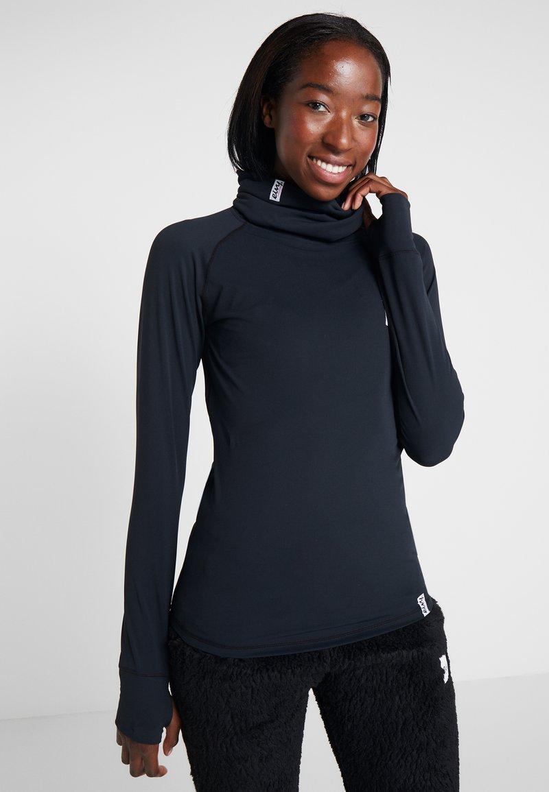 Eivy - ICECOLD GAITER - Sports shirt - black
