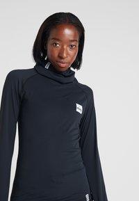 Eivy - ICECOLD GAITER - Sports shirt - black - 3
