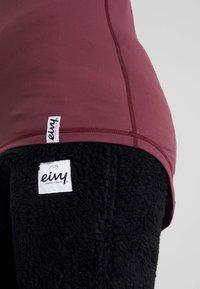 Eivy - ICECOLD HOOD - Camiseta de deporte - wine - 6