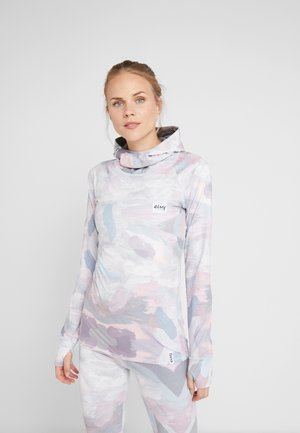 ICECOLD HOOD - Sports shirt - purple