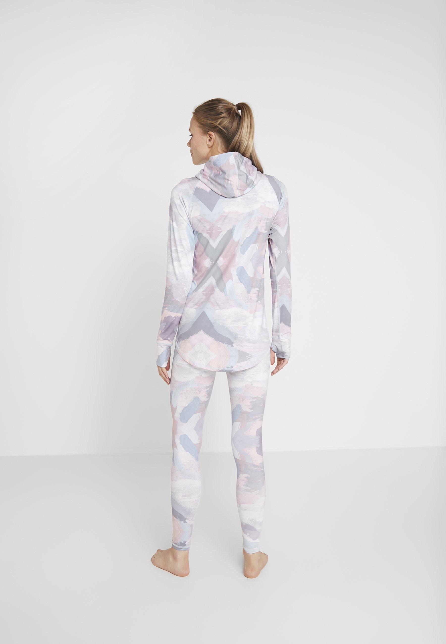 Eivy ICECOLD HOOD - Treningsskjorter - purple