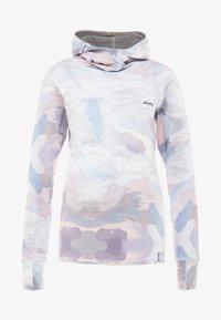 Eivy - ICECOLD HOOD - Funktionsshirt - purple - 4