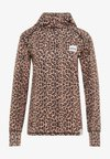 ICECOLD HOOD - Funktionsshirt - brown