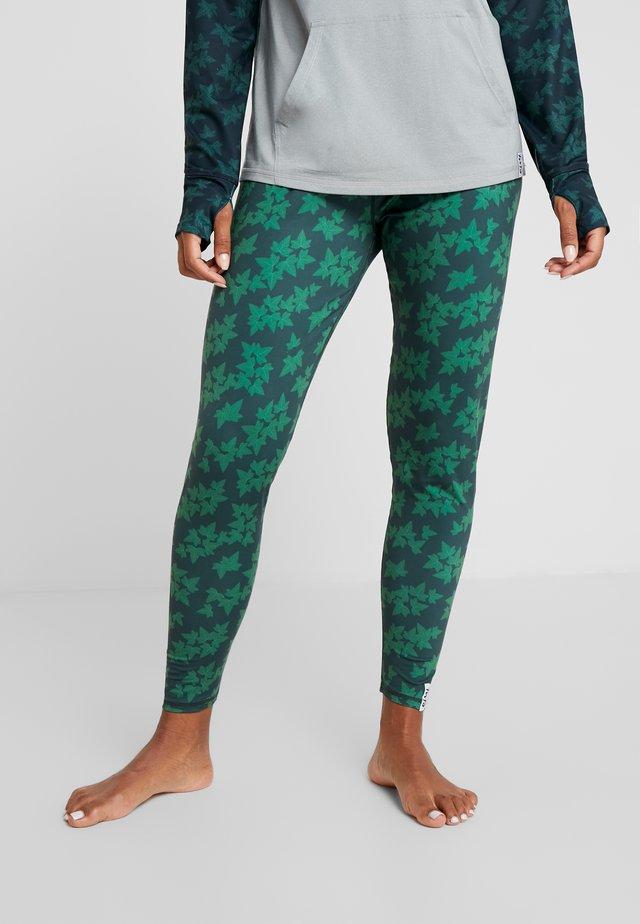BOYFRIENDS FIT PANTS - Onderbroek - dark ivy