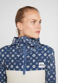 Eivy - ICECOLD ZIP HOOD - Unterhemd/-shirt - navy - 3