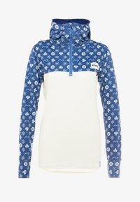 Eivy - ICECOLD ZIP HOOD - Unterhemd/-shirt - navy - 4