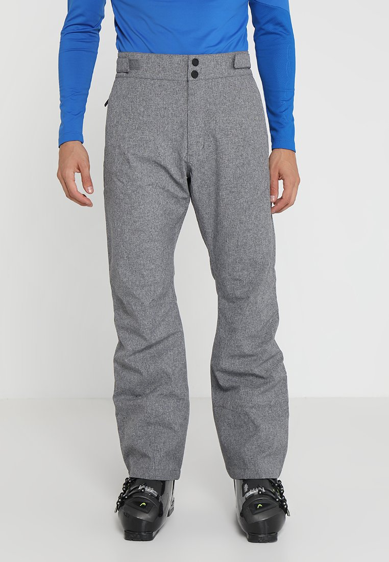 Eider - EDGE PANT  - Täckbyxor - lunar grey heather