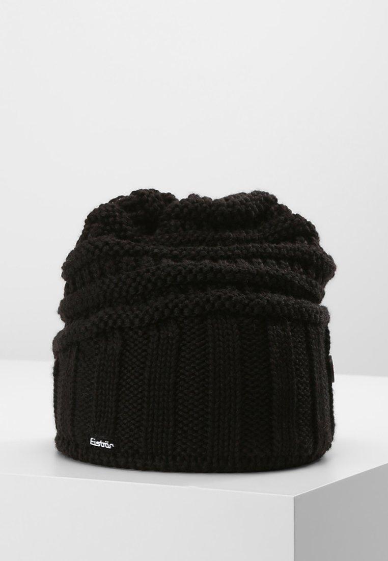 Eisbär - CULLEN  - Bonnet - schwarz