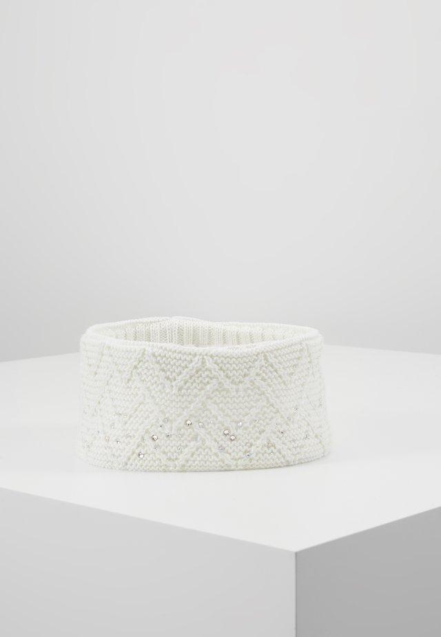 ISABELLA CRYSTAL  - Ørevarmere - white