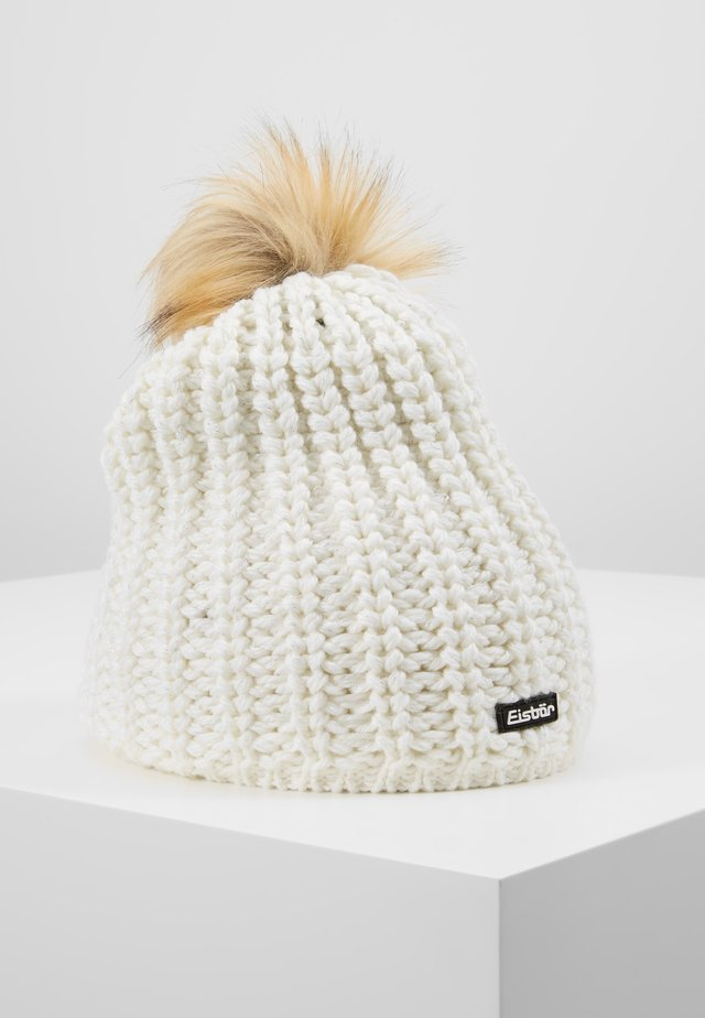 ENISA - Bonnet - white/braun