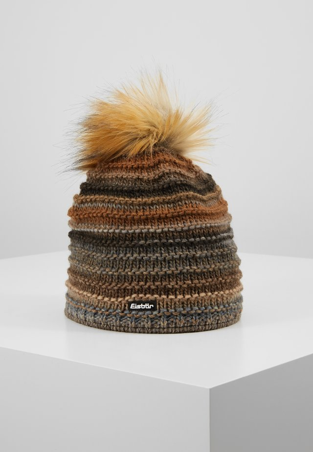 MIKATA  - Bonnet - braunbeige
