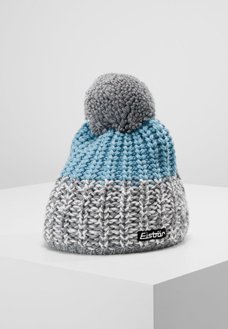 Eisbär - FOCUS POMPON - Mössa - hell blau