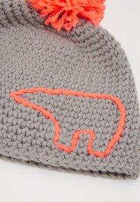 Eisbär - JAY POMPON - Mütze - grau/diva pink - 5