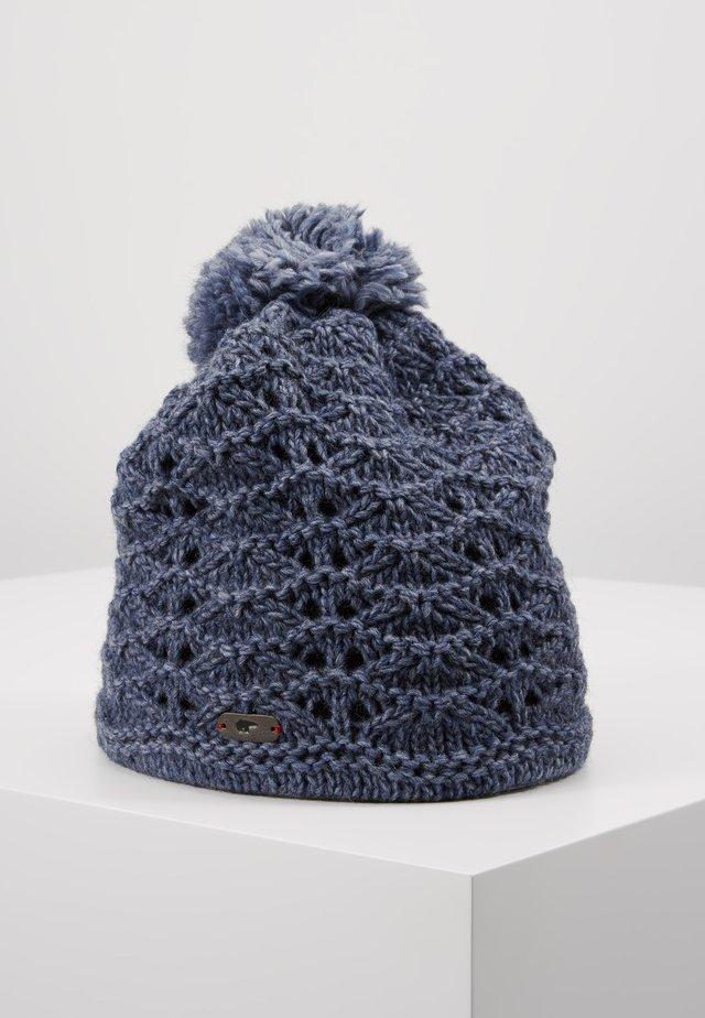 TALEA POMPON - Bonnet - dark blue
