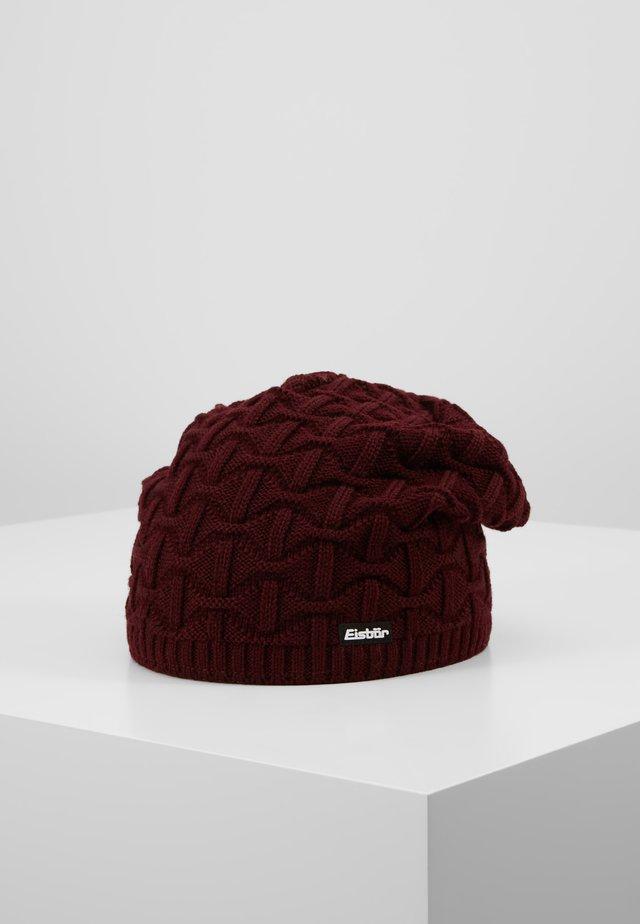 LIAN - Bonnet - chianti