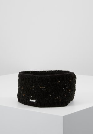 NAVINA - Ear warmers - black melange