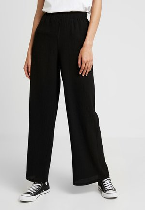 ENLOMBARD PANTS - Bukse - black