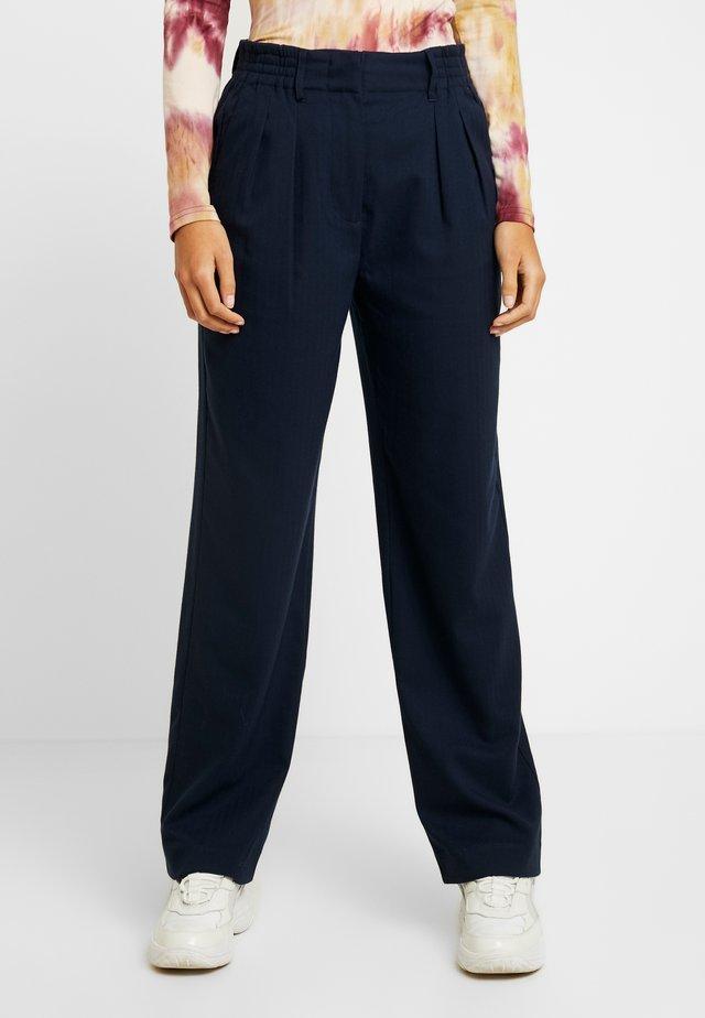 PANTS  - Broek - navy blazer