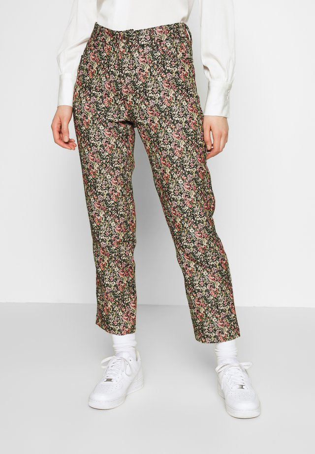 ENAGATE PANTS - Stoffhose - floral couch