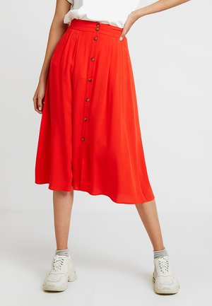 ENMORENO SKIRT - A-line skirt - fiery red