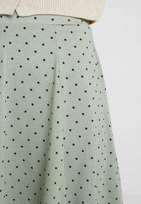 Envii - ENMUSIC SKIRT - A-line skirt - iceberg - 4