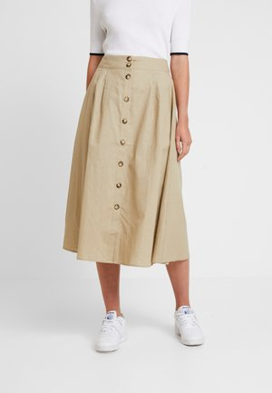 ENFULHAM SKIRT - Maxirock - petrified oak