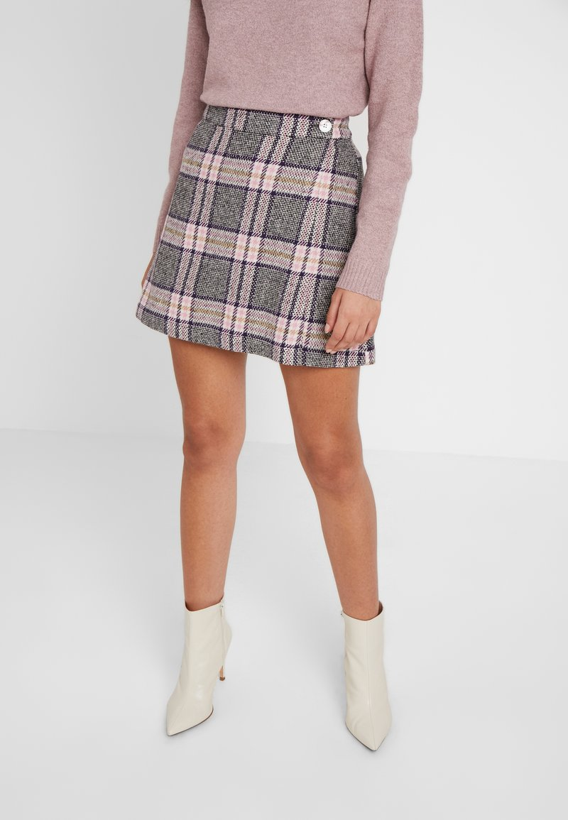 Envii - ENATWOOD SKIRT  - Minihame - multi-coloured