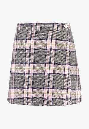 ENATWOOD SKIRT  - Minigonna - multi-coloured