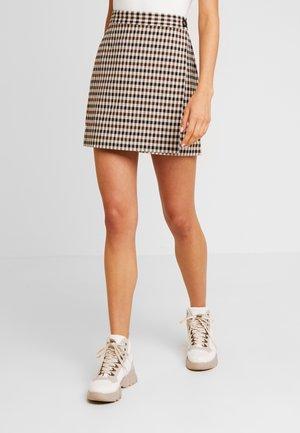 ENPINE SKIRT - Mini skirt - ranger