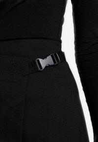 Envii - ENFROSTINE SKIRT - Spódnica z zakładką - black - 4