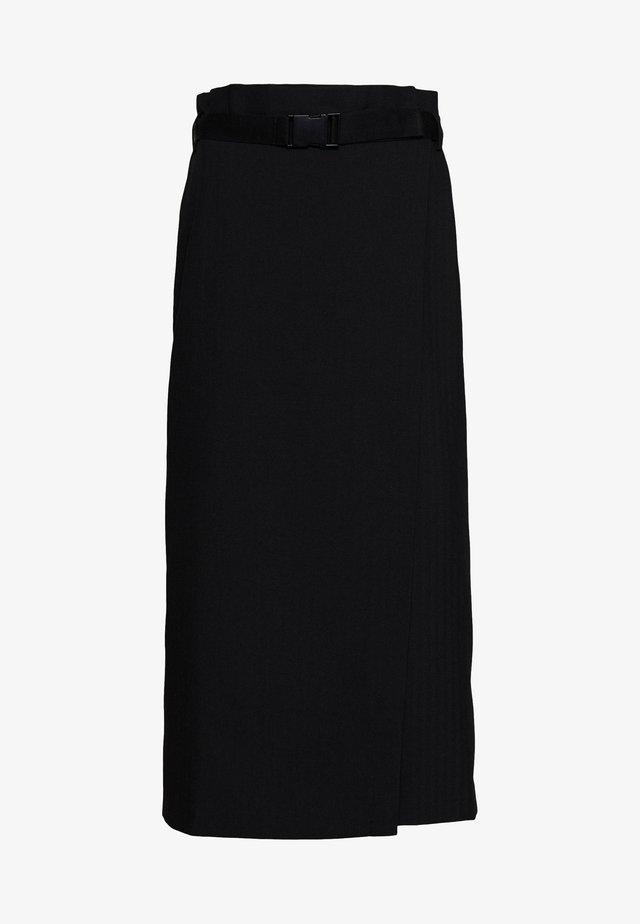 ENSEVEN SKIRT - Mini skirts  - black