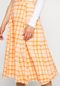 Envii - SKIRT - Áčková sukně - orange - 5