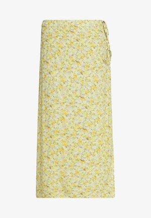 CORNELIA SKIRT - Jupe portefeuille - multi coloured
