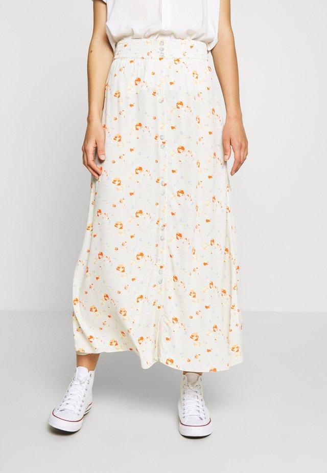 JULIET SKIRT  - A-line skirt - off white